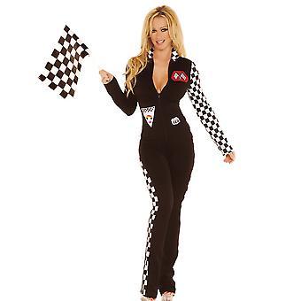 Elegant Moments Race Car Driver Nascar Halloween Costume