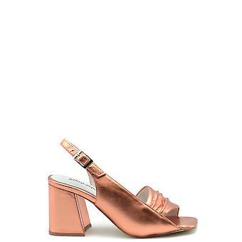 Jeffrey Campbell Ezbc132049 Dames's Roze Leer sandalen