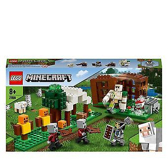 LEGO 21159 Minecraft L'avant-poste du Pillager