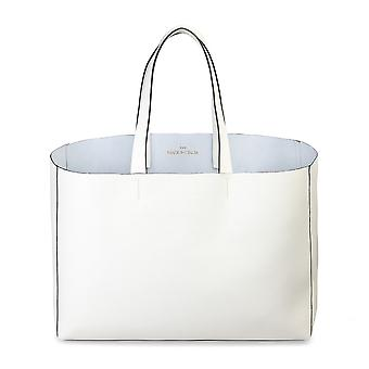 Made in Italia Original Women Spring/Summer Shopping Bag - White Color 28647