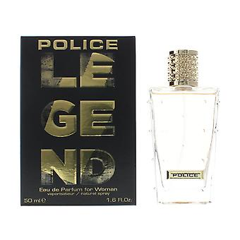 Polizia Leggenda Donna Eau de Parfum Spray 50ml