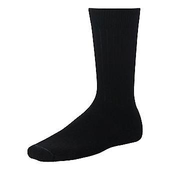 Red Wing Classic Rib Socks Black-6-9