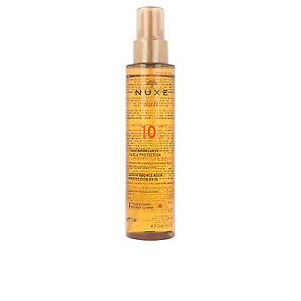 Nuxe Nuxe Sun Huile Bronzante Visage Et Corps Spf10 Spray 150 Ml Unisex