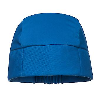 sUw Mens Evaporative Cooling Crown Beanie  - Blue