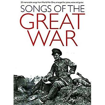Songs of the Great War (Pvg) - 20 Memorable Songs from World War One -