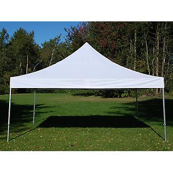 Vouwtent/Easy up tent FleXtents PRO 5x5m Wit