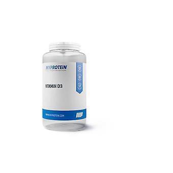 Vitamin D3 - 180 Caps - MyProtein
