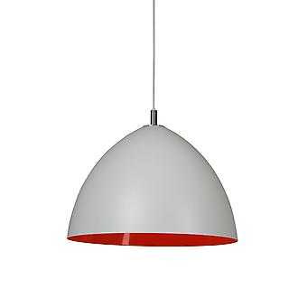 Belid - Lizzi Anhänger LED Licht weiß, rote Finish 103220