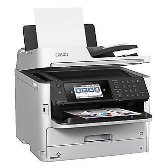 Imprimante multifonctions Epson WorkForce PRO WF-C5790DWF 34 ipm WIFI LAN Fax White