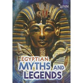 Egyptian Myths and Legends by Fiona MacDonald - 9781410949721 Book