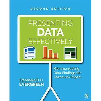 Daten effektiv präsentieren - Kommunizieren Sie Ihre Erkenntnisse maximal