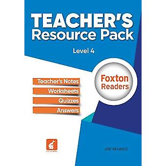 Foxton Readers Teacher's Resource Pack - Level-4 by Jane Richards - 9