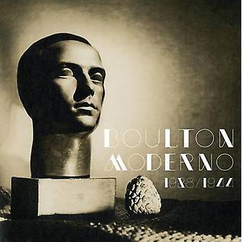 Boulton Moderno - 1928-1944 by Luis Pé Rez-Oramas - Juan Bonet - S