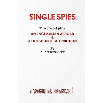 Single Spies (Acting Edition)