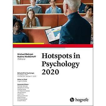 Hotspots in Psychology 2020 - 2020 - 228 by Michael Bosnjak - 978088937