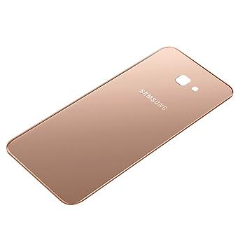 Housing part back cover, spare part for Samsung Galaxy J4 Plus – Gold