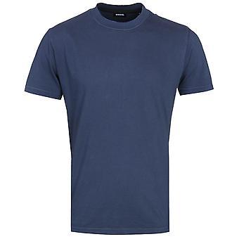 Diesel T-Joey Maglietta Navy T-Shirt