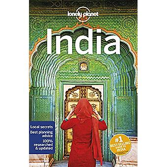 Lonely Planet India by Lonely Planet - 9781787013698 Book