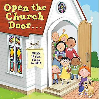 Open The Church Door by Christopher Santoro - 9780593127698 Book