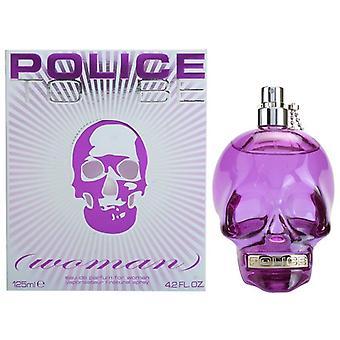 Politi - at være kvinde - Eau De Parfum - 75ML