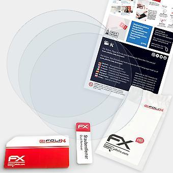atFoliX 3x ochranu obrazovky film kompatibilný s Tiger Rome Screen chránič Matt & shockproof