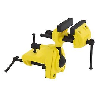 Stanley STA183069 Multi Angle Hobby Vice Clamp Swivel Portable 1-83-069 New