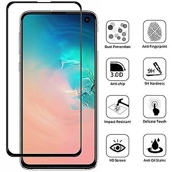 2 Pack Samsung Galaxy S10 - Bubble Free Tempered Glass Screen Protector