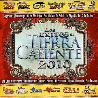 Los Exitos De Tierra Caliente 2010 - Los Exitos De Tierra Caliente 2010 [CD] USA import