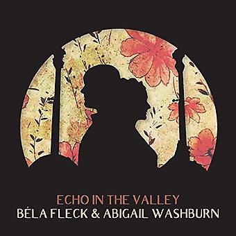 Fleck, Bela / Washburn, Abigail - Echo in the Valley [CD] USA import