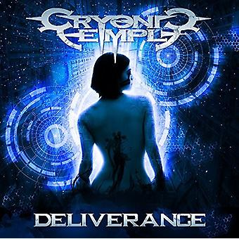 Cryonic Temple - Deliverance [CD] USA import