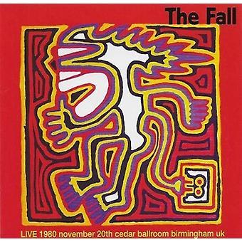 Live At The Cedar Ballroom Birmingham 1980 [CD] USA import