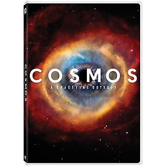 Cosmos: A Spacetime Odyssey [DVD] USA import