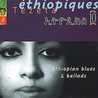 Tezeta - Tezeta: Vol. 10-Ethiopiques [CD] USA import