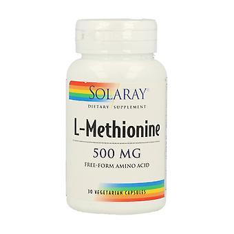 L-Methionine 30 capsules of 500mg