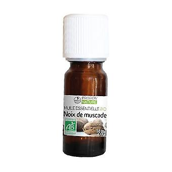 Organic Nutmeg Essential Oil 10 ml