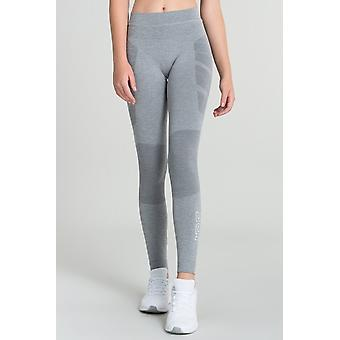 Jerf   Womens Dover Grey   Seamless Active Leggings