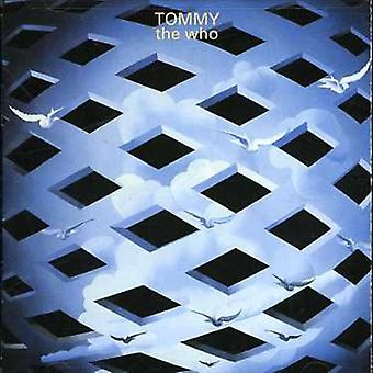Qui - Tommy [CD] USA import
