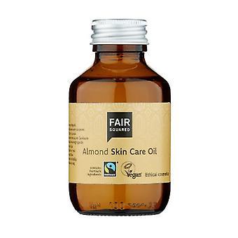Huile pour le corps amande Zéro Déchet 100 ml de huile