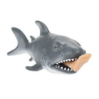 Shark Mano Burattino Animal Head Guanti Bambini