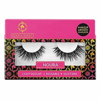 Pinky Goat Glam Collectie Herbruikbare Faux Mink Wimpers - Noura - Cruelty Free