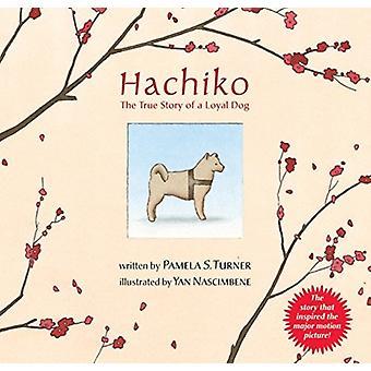 Hachiko by Yan Nascimbene