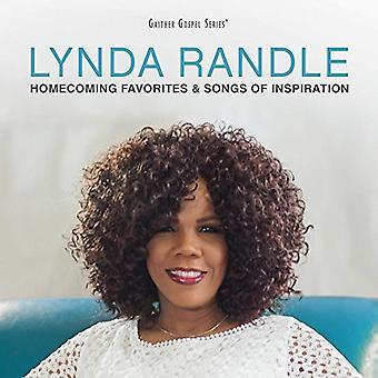 Lynda Randle - Homecoming Favorites & Songs of Inspiration 1 [CD] USA import
