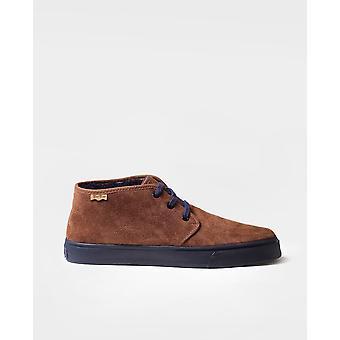 Toni Pons - Ankle boot för män gjorda av mocka - DUNCAN-SY