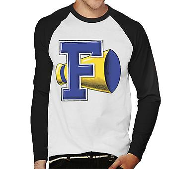 Animal House Faber College Men's Baseball Long Sleeved T-Shirt