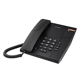 Fastnet telefon Alcatel T180 Temporis Sort