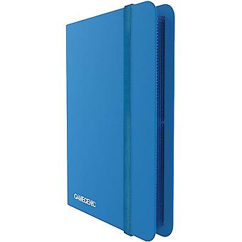 Gamegenic Casual Album 8-Pocket - Azul