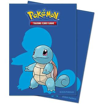 Pokemon Squirtle kansisuoja hihat (65ct)