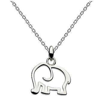 Rugiada Sterling Argento Dinky Elefante 9040HP014