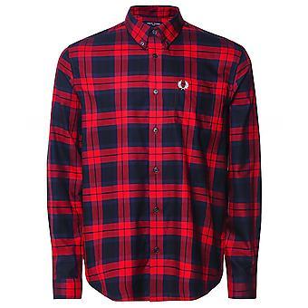 Fred Perry Bold Tartan Shirt M9537