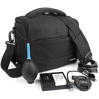 Fashionable , Waterproof Camera Bag With Shoulder Starp For Canon/ Nikon/ Sony